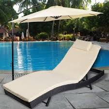 Lounge Chair Patio Equipment Outdoor Pool Chaise Lounge Chair Patio Furniture Pe
