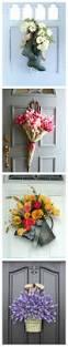 12 beautiful door decorations that aren u0027t wreaths wreaths
