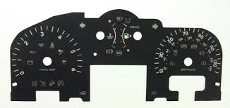 range rover sport and land rover discovery gauges speedo meter