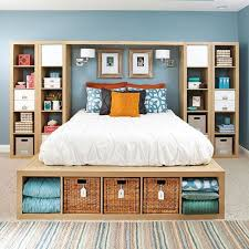 14 clever bedroom storage ideas you will fall in love instantly