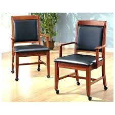 Dining Kitchen Chairs Swivel Kitchen Chairs With Wheels Kitchen Chairs With Wheels And