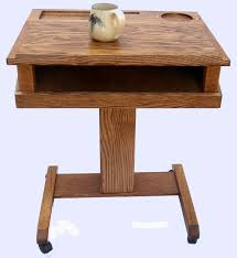 Couch Desk Table Modern Design Wooden Table Funiture With Small Foot Table And Four
