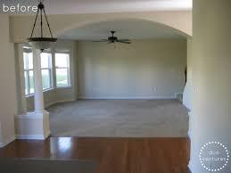 Wood Floor In Powder Room - our home duo ventures