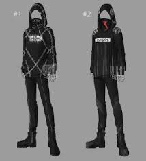 1 4 open women clothing adopt by yuichi tyan on deviantart