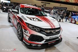 honda type r forum sema 2016 civics part 2 of 2 honda racing concept hfp concept