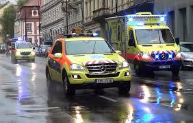 prague car prague czech rep ems transporting escorting with ems