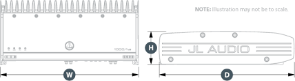 1000 1v2 car audio amplifiers slash v2 jl audio