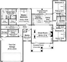 Craftsman Style House Floor Plans Craftsman Style House Plan 3 Beds 2 00 Baths 1876 Sq Ft Plan 21 358