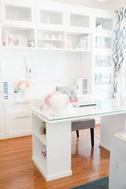 Preppy Home Decor Home Office Tour Of Hello Love Events Photography Office Spaces