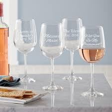 how to personalize a wine glass personalized and wine gifts at personal creations