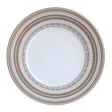 assiette de porcelaine assiette à pain 16 cm en porcelaine de la collection canisse