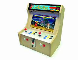 Cocktail Arcade Cabinet Kit Buiding An Arcade Coin Op Machine To Rediscover The 80 90s With
