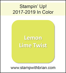 2017 Color Combos Great Color Combinations With The New 2017 2019 In Colors U2013 Stamp