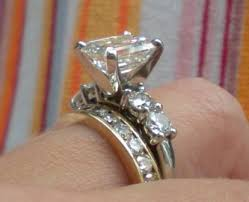 my wedding band show me your channel set wedding bands pricescope forum