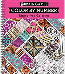 amazon stress color number mandalas 75 coloring
