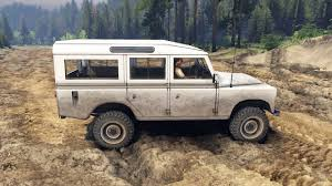 white land rover rover defender white for spin tires