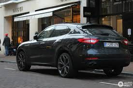 maserati fiat maserati levante s 22 january 2017 autogespot