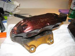 nissan 350z engine rebuild rebuilding and repainting brembo calipers my350z com nissan