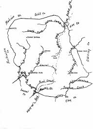 Kentucky Counties Map Jackson County Kentucky Genealogy Census Vital Records