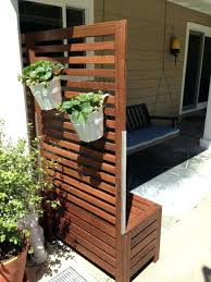 Outdoor Privacy Screens For Backyards Image Description New