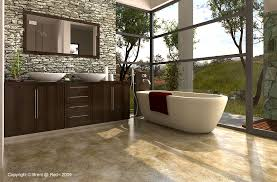 Designer Bathrooms For Inspiration - Bali bathroom design