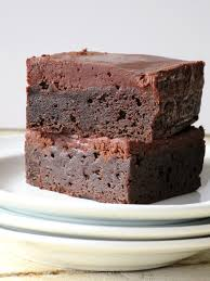 frosted fudge brownies gonna want seconds