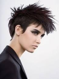 woman mohawks styles 2012 mohawk haircuts of celebrities long