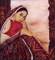 156 best painings of indian women images on pinterest indian