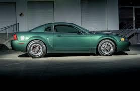 2001 Black Mustang 2001 Ford Mustang Bullitt Paid In Fuel