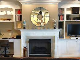 Centerpiece Living Room Fireplace Mantel Ideas — Joanne Russo