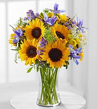 sunflower bouquets sunflower delivery sunflower bouquet arrangements by ftd