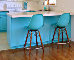Turquoise Kitchen Island by Counter Stools For Kitchen Island Cabinet Hardware Room Bold