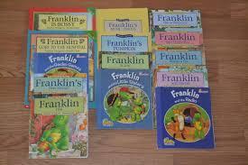 franklin book lot 5 paulette bourgeois brenda clark scholastic