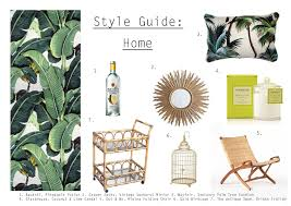 Chair Styles Guide Style Guide Life Tropicana Style Dezert