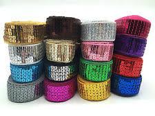 sequin ribbon sequin ribbon ebay