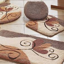 Luxury Bath Rugs Luxury Bathroom Rug Sets Trends And Bath Rugs Inspirations