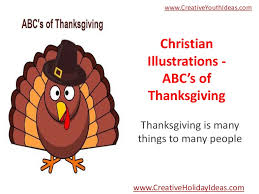 christian illustrations abc s of thanksgiving