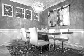 monochrome interior design whitestone design group