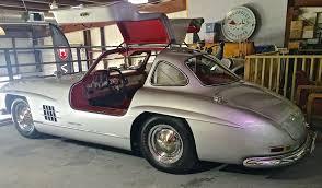 mercedes 300sl replica mercedes 300sl gullwing replica for sale atx car pictures