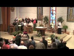 st catholic church thanksgiving day mass gospel and homily