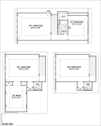 plan 1652 in windsong ranch american legend homes