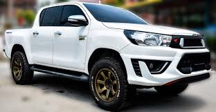 land cruiser pickup accessories toyota hilux revo pickup truck accessories and autoparts by