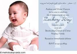invitation card for christening paperinvite