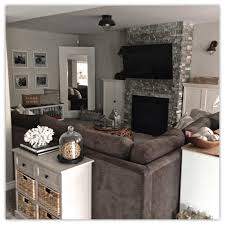 2perfection decor basement family room reveal