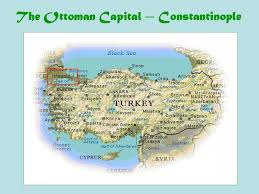Ottoman Empire Capital The End Of The Ottoman Empire The Turkish Republic Was Established