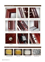 Steel Interior Security Doors Iron Steel Security Metal Door Interior Steel Security Doors Cheap