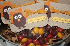stin up owl punch heidi boos turkey treat bag thanksgiving