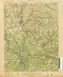 Map Of North Carolina And Virginia by