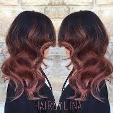 balayage hair que es balayage el degradado en tendencia que te encantará lucir rose