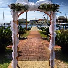 Pergola Wedding Decorations by 249 Best Wedding Arbors Images On Pinterest Wedding Beach And